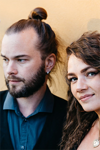 Iida Häkli & Aleksi Ranta Bossa Nova Duo 31.05.2019 klo: 20:00 – 22.30