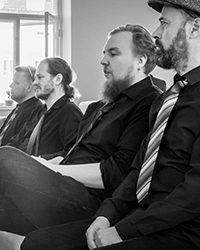 Su 23.2. klo 17.00  The Bürokrätz Quartet